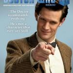 """Doctor Who Magazine"" №450: Мэтт и Пэт"