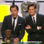 Доктор и Шерлок представляют награду Моффата