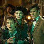 Новые кадры из 6 сезона Доктора Кто