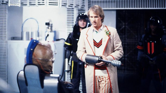 Третья Встреча Доктора и Давроса