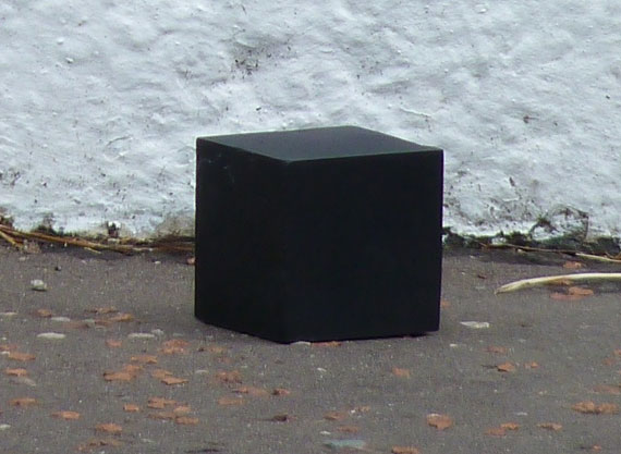 Съемки 7 сезона Доктора Кто: загадочный куб