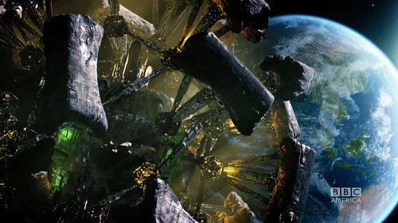Космический корабль Далеков