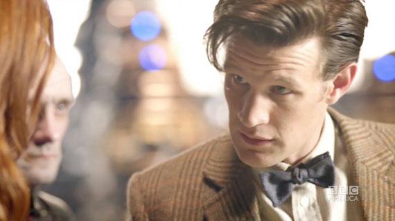 Доктор в новом трейлере 7 сезона