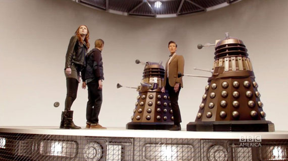 Эпизод Asylum of the Daleks