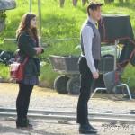Съемки 7 сезона: Дженна и Мэтт на съемочной площадке