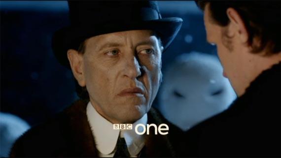 Доктор Симеон встречается с Доктором