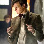 Доктор Кто - второй по популярности среди рождественских шоу Великобритании