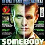 Обложка Doctor Who Magazine #449