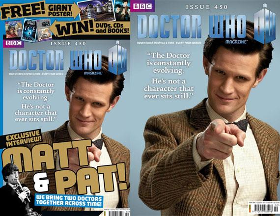 """Doctor Who Magazine"" №450"