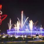 Появление ТАРДИС на открытии Лондонской Олимпиады 2012