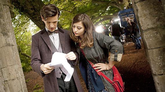 Третья официальная фотография Мэтта и Дженны