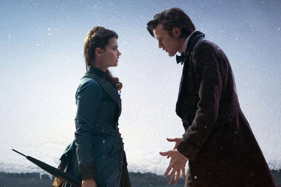Фото из Рождественского эпизода 2012
