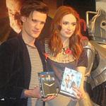 Видео: Мэтт и Карен на церемонии HMV