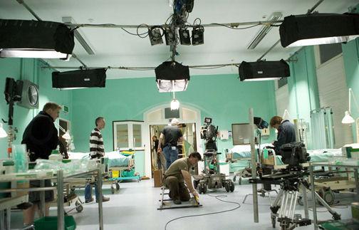 Новые промо-фото Доктора и Эми