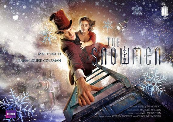 Постер к Рождественскому эпизоду 2012