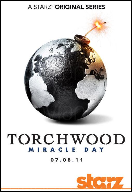 Дата премьеры 4 сезона Торчвуда и новый рекламный постер